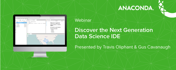 [Webinar] Discover the Next Generation Data Science IDE