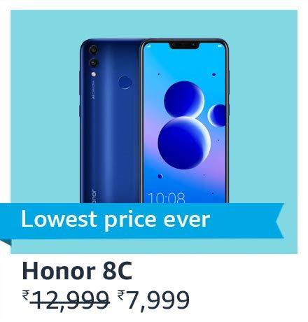 Honor8C