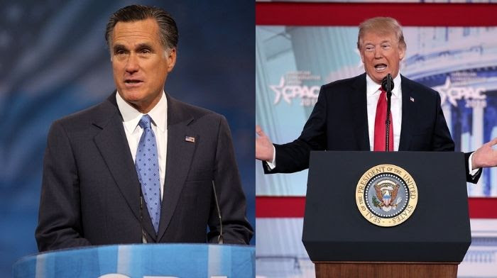 Mitt Romney Admits: Trump Would Win GOP Nomination If He Runs In 2024 2021.02.24-05.31-thepoliticalinsider-60368d69d0bef