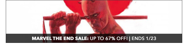 Marvel The End Sale: up to 67% off! | Ends 1/23