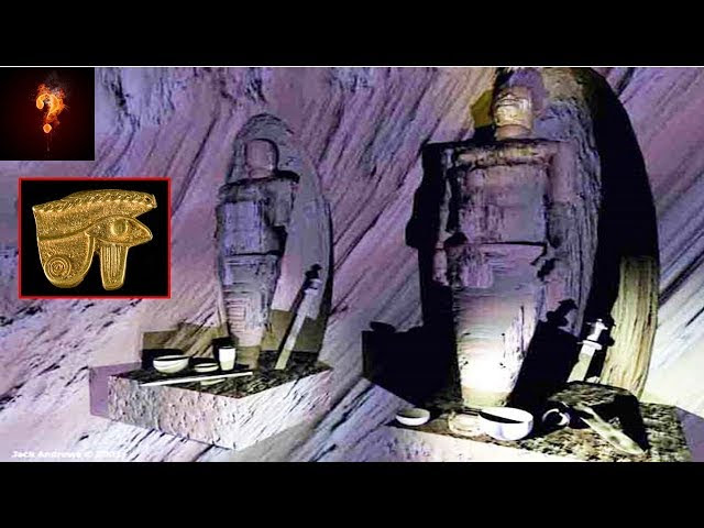 Ancient Egyptian City Found In The Grand Canyon?  Sddefault