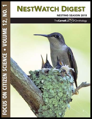 NestWatch Digest cover