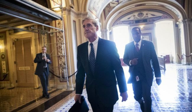 Mueller May Move Beyond Collusion to Charge Trump