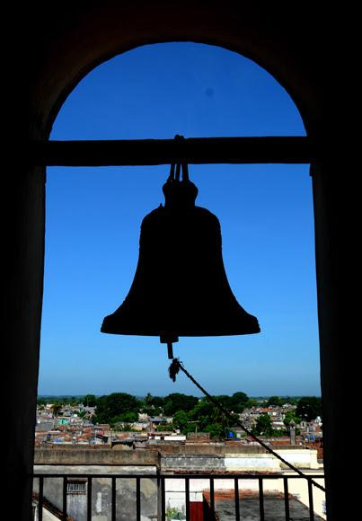 Campanario de la Catedral.  Foto: Ladyrene Pérez/Cubadebate.