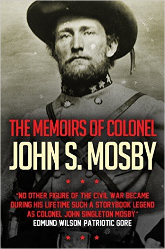the memoirs of colonel john s mosby cover