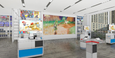 On Jan. 19, the iconic Nintendo World store in Rockefeller Plaza in New York will temporarily close  ...
