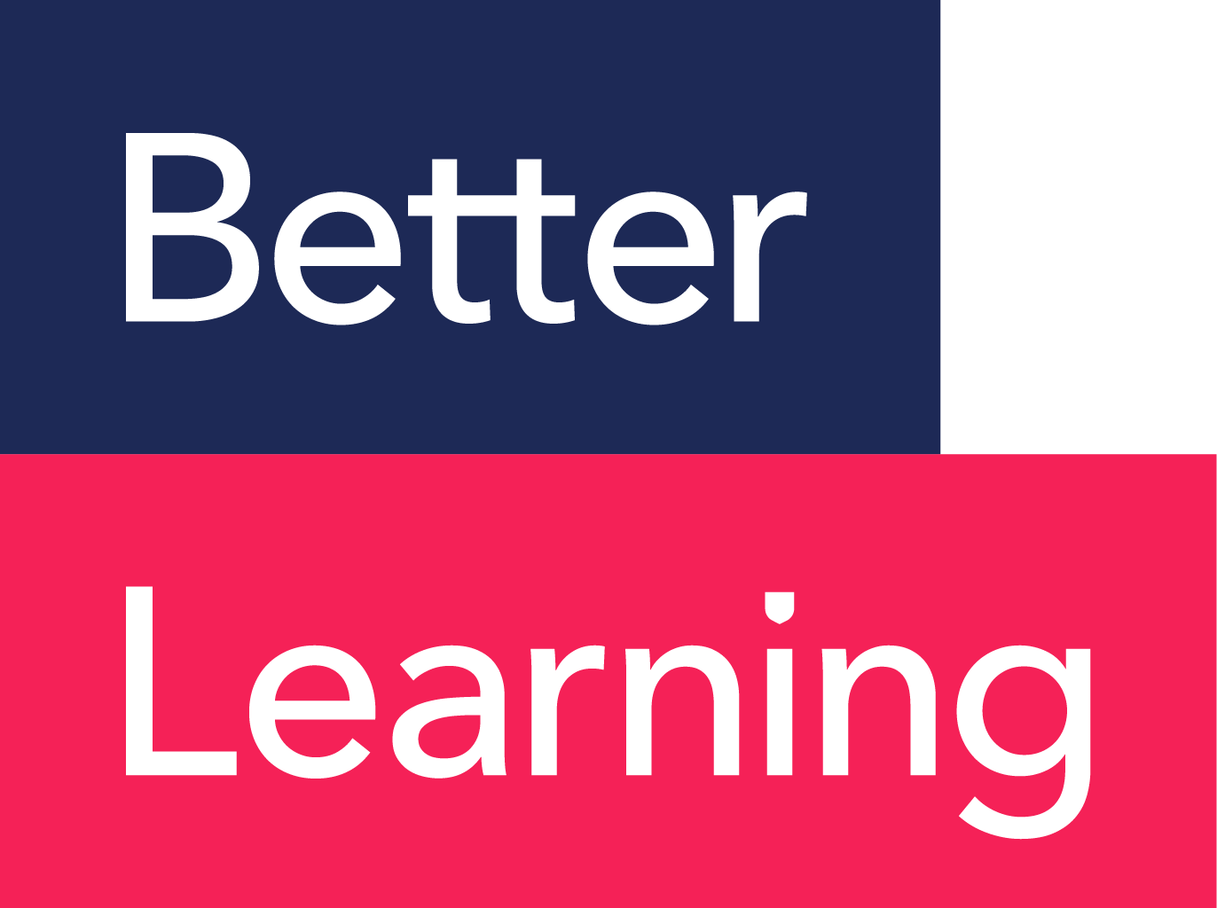 Better Learning