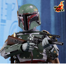 STAR WARS BOBA FETT 1/6 SCALE FIGURE