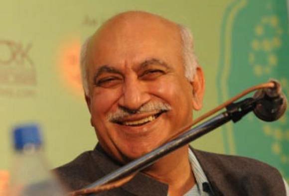 My friend, Union minister MJ Akbar