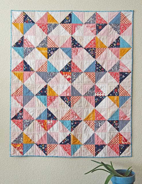 Welcome to Nunaka baby quilt | Flickr - Photo Sharing!