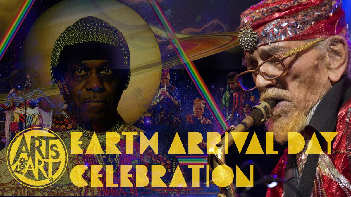 Earth Arrival Day