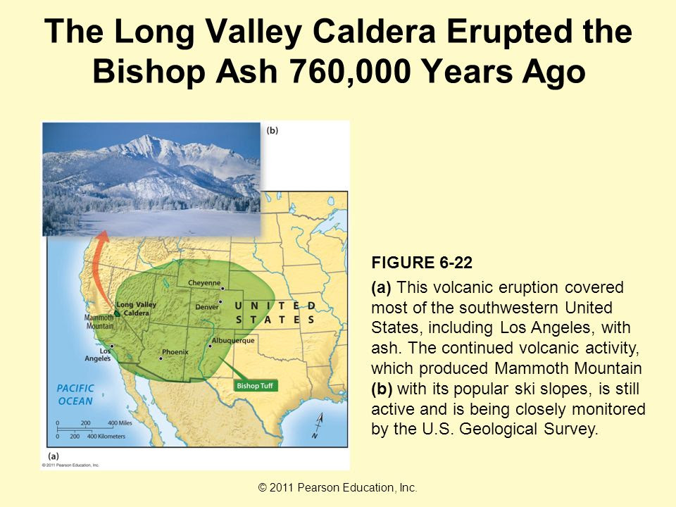 California Volcano Is Ready to Blow! Really Big Heads Up!