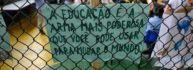 Educadores señalan que Escuela Sin Partido representa un riesgo para la educación brasileña  - Créditos: Tania Rêgo /Agencia Brasil