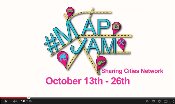 Screen Shot-MapJam Video