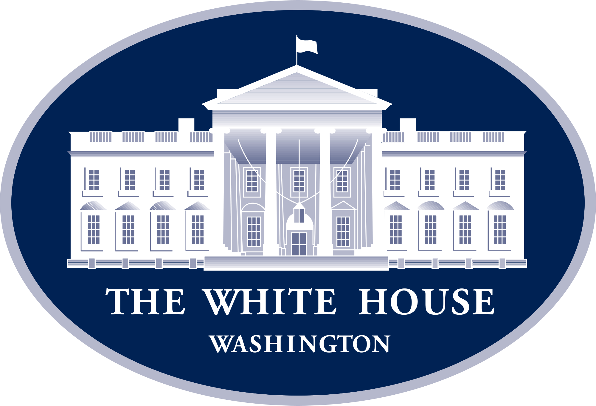 Logo of the White House