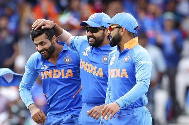 Ravindra Jadeja played his first match of World Cup 2019 against Sri Lanka