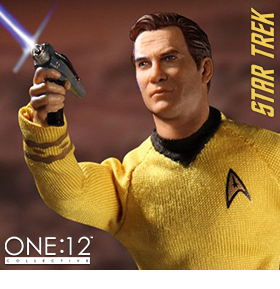 ONE:12 COLLECTIVE CAPTAIN KIRK