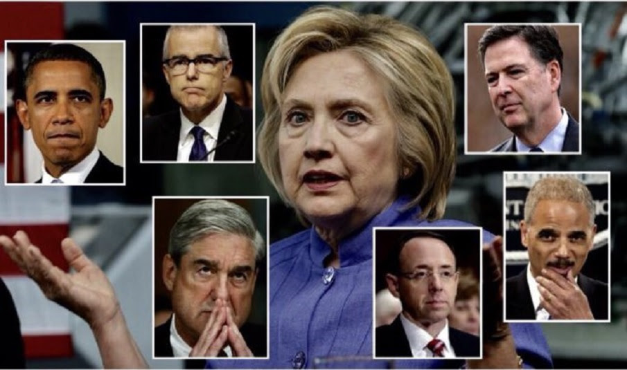 FBI Agents Revolting Against Bogus Politically-Motivated Criminal Investigations +Videos