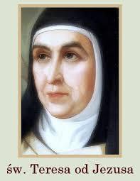 15 października - wspomnienie św. Teresy... - Wieczysta Adoracja  Najświętszego Sakramentu | Facebook