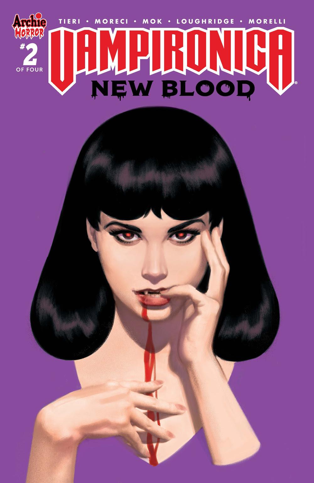 VAMPIRONICA: NEW BLOOD #2: CVR C Smallwood