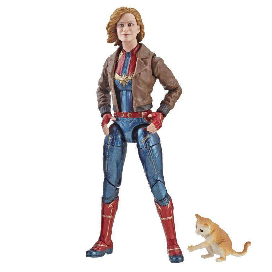 Image of Marvel (Kree Sentry BAF) Marvel Legends Wave 1 - Carol Danvers (Captain Marvel) - JANUARY 2019
