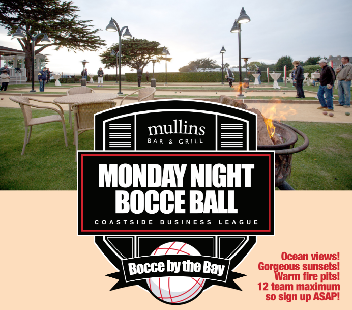 Mullins Business Bocce Ball