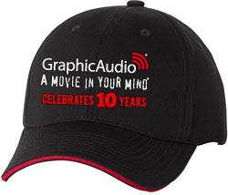 10 Year Celebration Hat