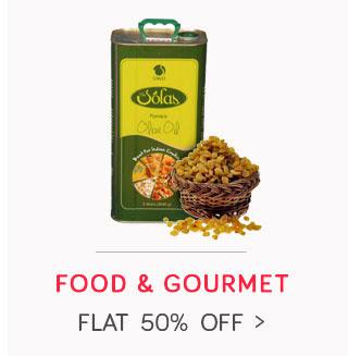 Food & Gourmet