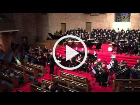 """Nashville Praise Symphony 2015 """"This Is My Father's World"""""""