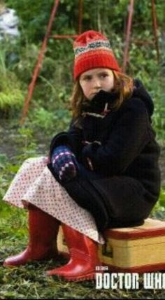 Image result for doctor who young Amelia pond girl who waited