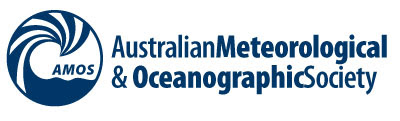 Australian Meteorological and Oceanographic Society Logo