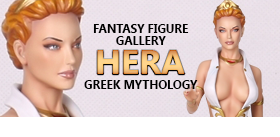 FANTASY FIGURE GALLERY - HERA 1/6 SCALE STATUE