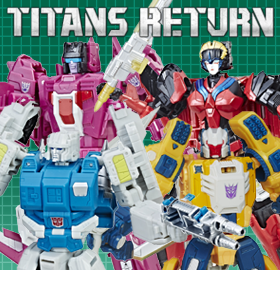 TITANS RETURN DELUXE WAVE 5