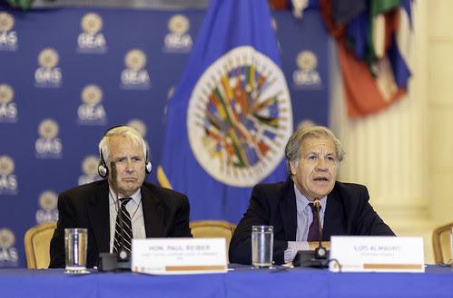 Jueces de todo el mundo debaten en la OEA los desafíos de la justicia ambiental