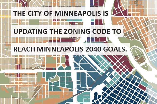 zoning changes for MPLS 2040 public comment graphic
