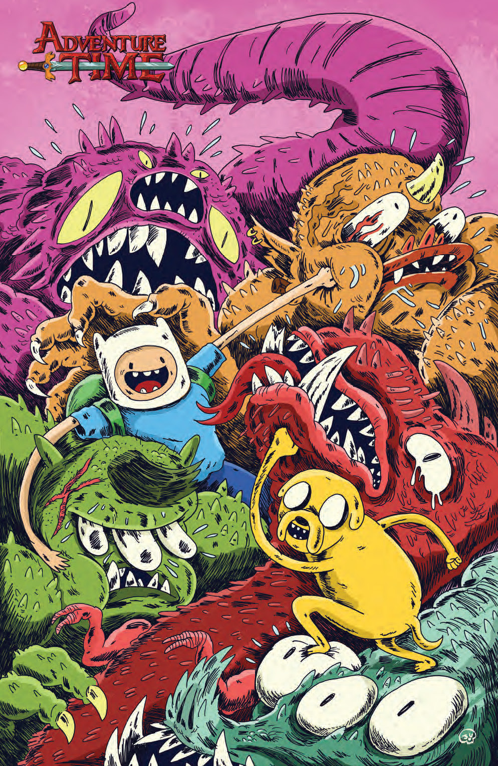 Adventure Time #35 Cover C