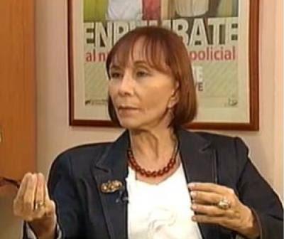 Maryclen Stelling, socióloga, profesora universitaria