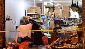 Neighbor says couple that murdered Jews in Jersey City kosher market was inspired by Nation of Islam's Farrakhan