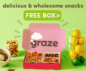 FREE Protein Box at Graze (Pay...