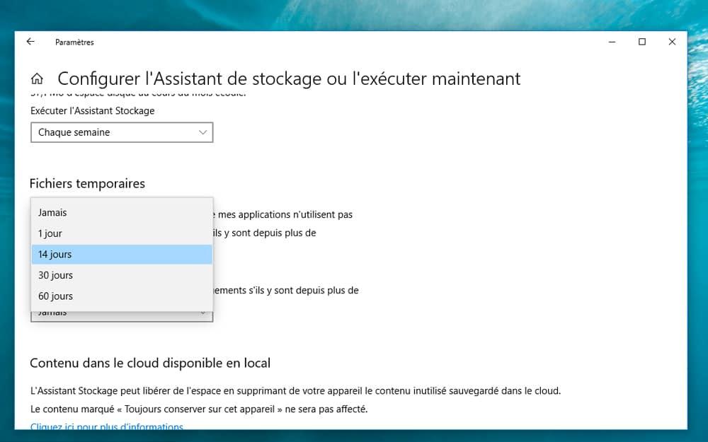 Comment Nettoyer Windows 10