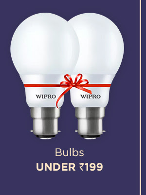Bulbs under Rs.199