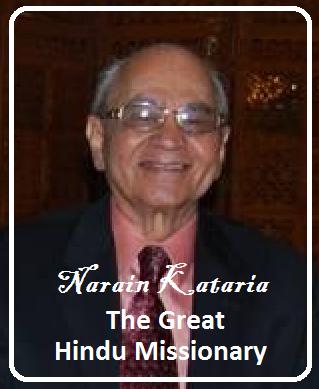 Kataria N - A Great Hindu Missionary.