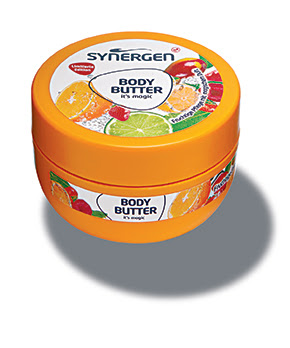 Synergen Bodybutter it's magic