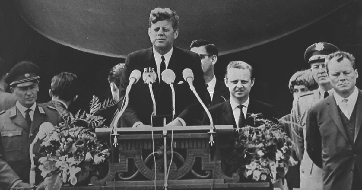 JFK in Berlin