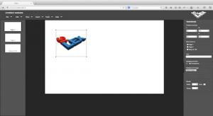 Silex free website builder in the cloud