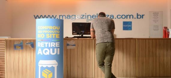 Magazine Luiza fecha compra da Netshoes por R$ 244 milhões