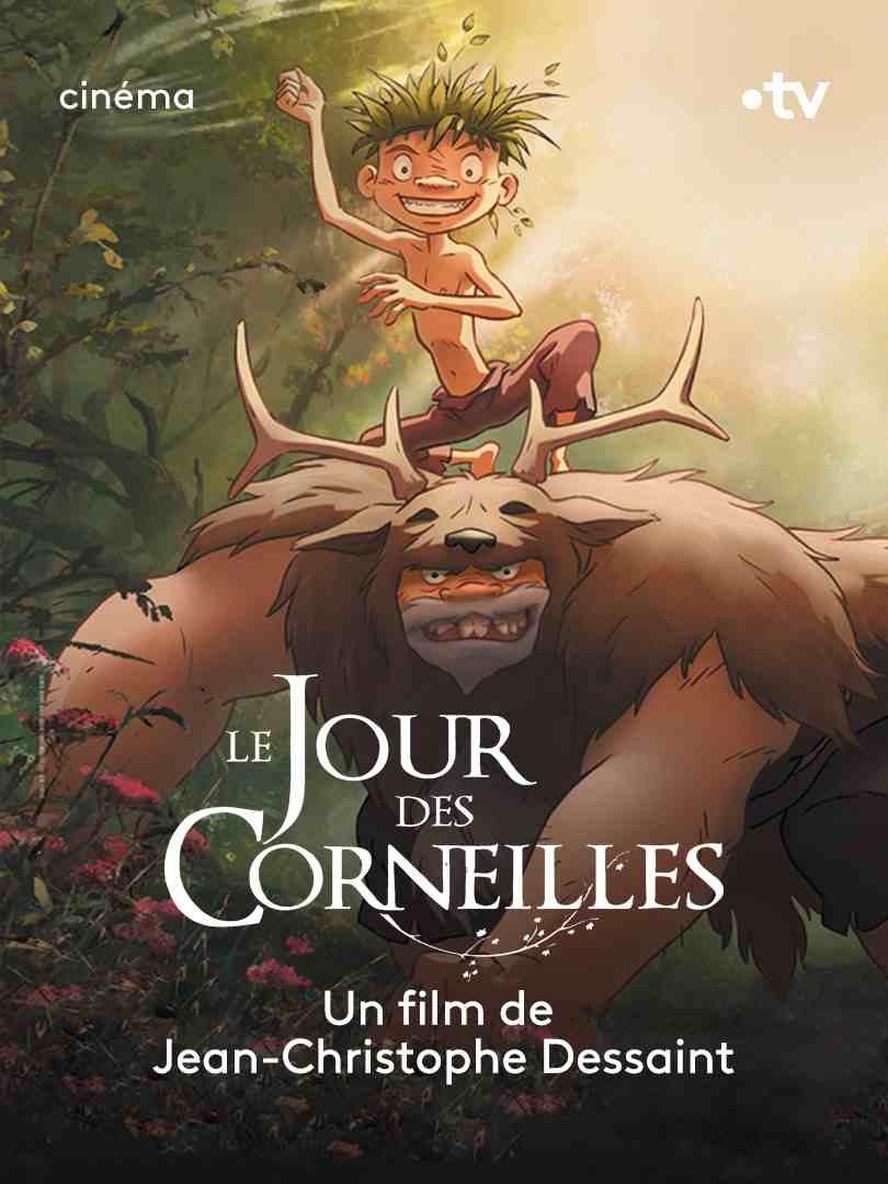 Le jour des corneilles, un film de Jean-Christophe Dessaint