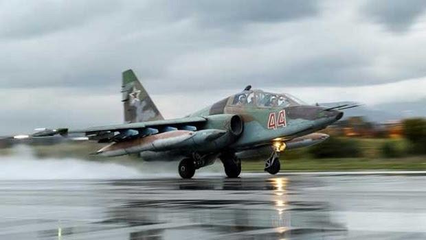Az Orosz Légierő újra támadni fogja a terroristák ellátási útvonalait