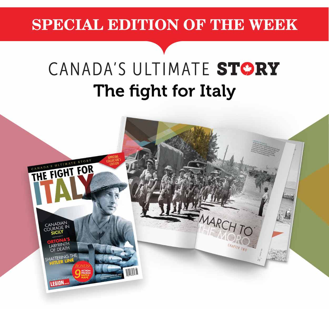 The fight for Italy