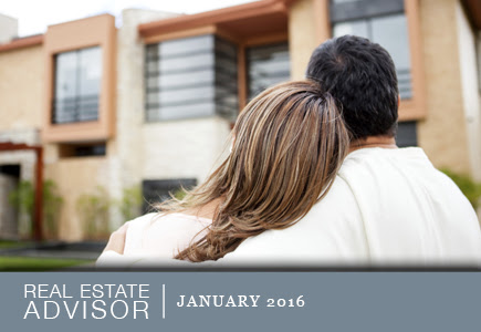 Real Estate Advisor: January 2016